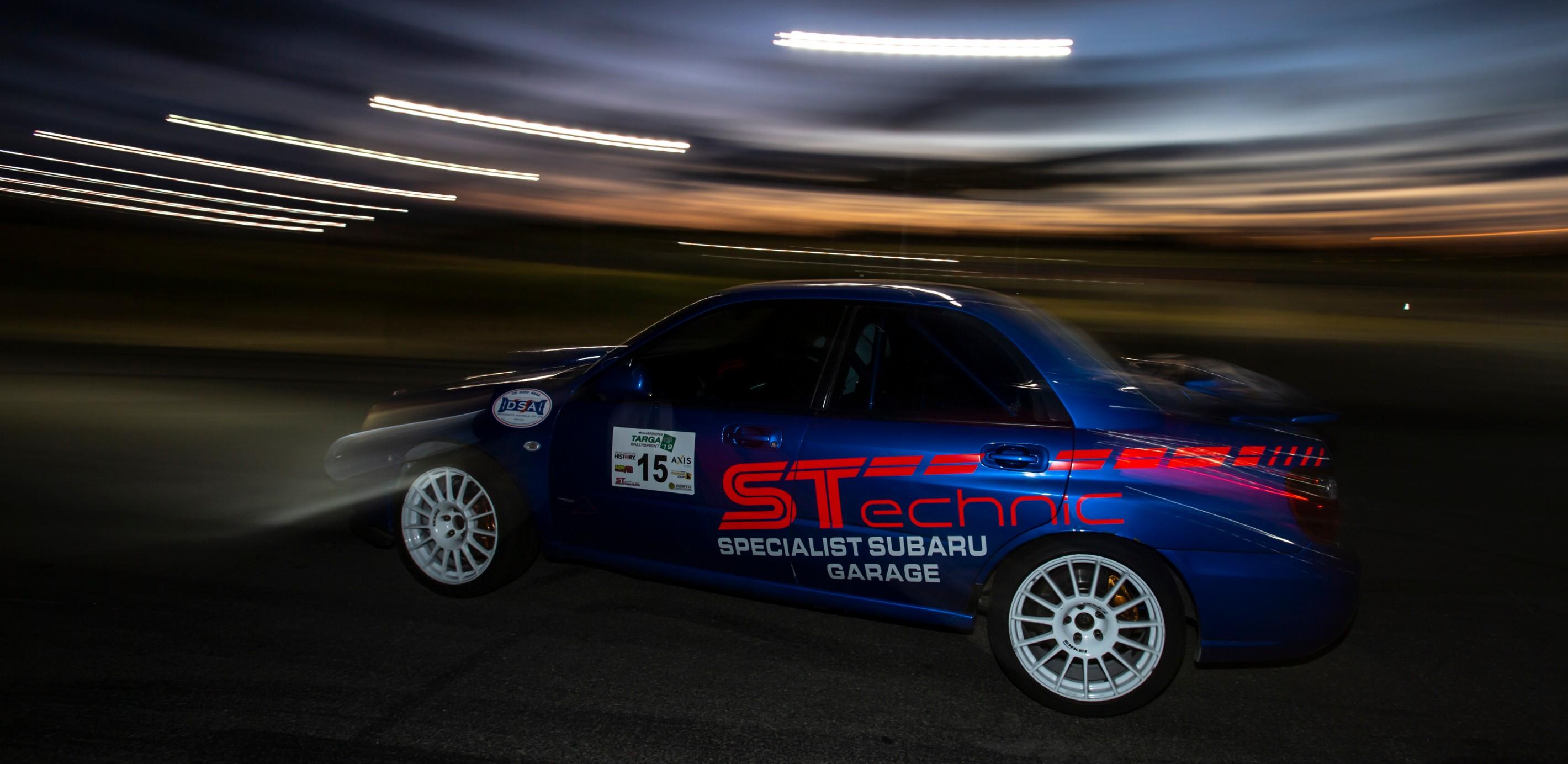 Subaru Specialist Workshop - STechnic